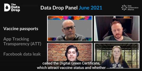 Data Drop Panel June