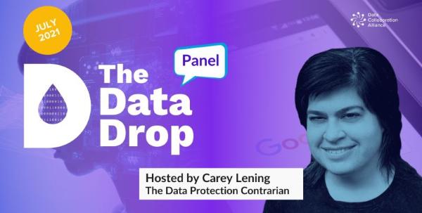 Data Drop Panel July