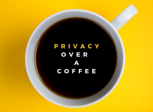 Privacy Coffeehouse: virtual networking & information sharing for privacy professionals